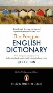 The Penguin English Dictionary (third Edition)