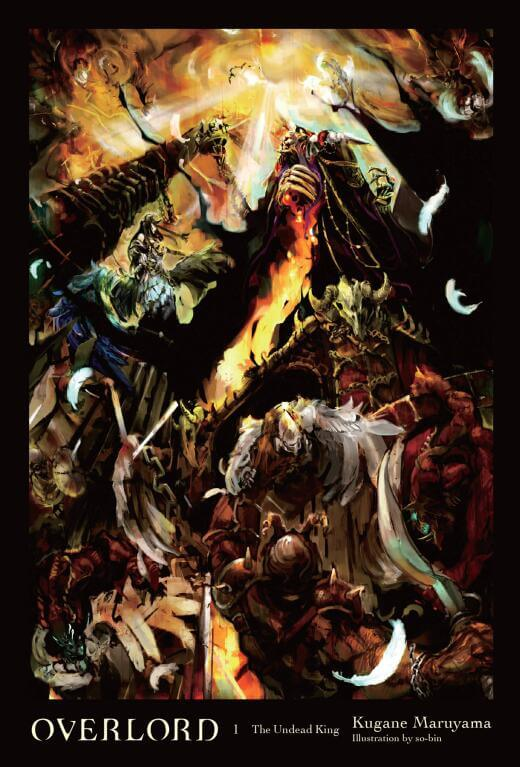[搬运][英语]Overlord Vol.1-6 [epub]