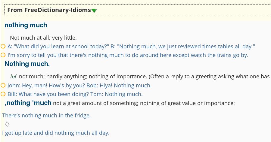 FreeDictionary-Idioms