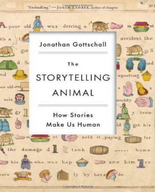 [搬运][英语]《讲故事的动物:故事造就人类社会》英文原著 [epub]