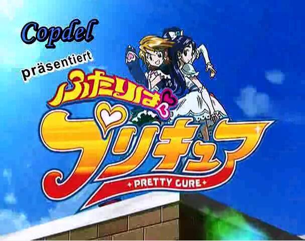 [德语] 光之美少女 Pretty Cure SD 德语配音 49话全